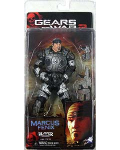 NECA GEARS OF WAR SERIES 3 MARCUS FENIX
