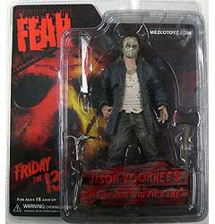 MEZCO CINEMA OF FEAR リメイク版 FRIDAY THE 13TH JASON VOORHEES