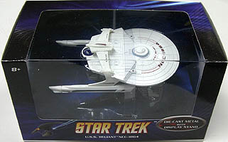 MATTEL HOT WHEELS STAR TREK 1/50スケール U.S.S. RELIANT NCC-1864