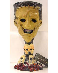 RUBIE'S THE TEXAS CHAINSAW MASSACRE LEATHERFACE GOBLET
