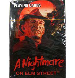A NIGHTMARE ON ELM STREET トランプ