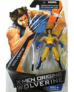 HASBRO X-MEN ORIGINS WOLVERINE SERIES 3 COMIC SERIES UNMASKED WOLVERINE