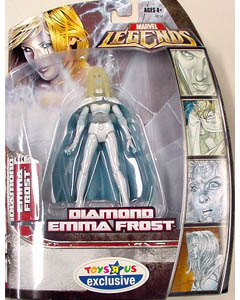 HASBRO MARVEL LEGENDS 1 ANNIHILUS SERIES USA トイザラス限定 DIAMOND EMMA FROST