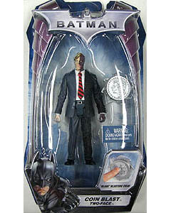 MATTEL BATMAN THE DARK KNIGHT 5インチ COIN BLAST TWO-FACE