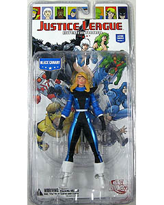 DC DIRECT JUSTICE LEAGUE INTERNATIONAL SERIES 1 BLACK CANARY