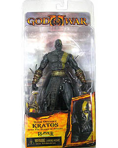 NECA PLAYER SELECT GOD OF WAR II DARK ODYSSEY KRATOS WITH THE BLADES OF ATHENA