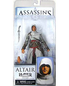NECA PLAYER SELECT ASSASSIN'S CREED ALTAIR
