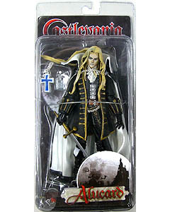 NECA PLAYER SELECT CASTLEVANIA ALUCARD