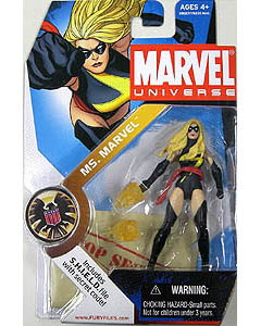 HASBRO MARVEL UNIVERSE SERIES 1 #022 MS.MARVEL