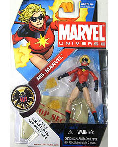 HASBRO MARVEL UNIVERSE SERIES 1 #023 MS.MARVEL [CLASSIC] 台紙傷み特価