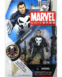 HASBRO MARVEL UNIVERSE SERIES 1 #020 PUNISHER 台紙&ブリスター傷み特価