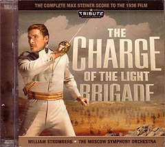 THE CHARGE OF THE LIGHT BRIGADE 進め龍騎兵