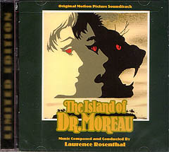 THE ISLAND OF DR.MOREAU ドクターモローの島