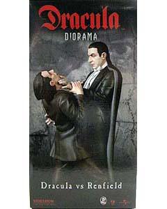 SIDESHOW DIORAMA STATUE DRACULA VS RENFIELD