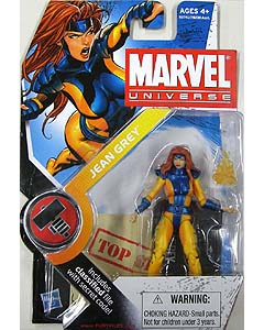 HASBRO MARVEL UNIVERSE SERIES 2 #004 JEAN GREY