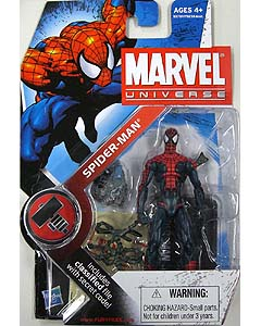 HASBRO MARVEL UNIVERSE SERIES 2 #001 SPIDER-MAN [HOUSE OF M]
