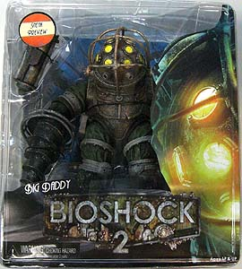 NECA PLAYER SELECT BIOSHOCK DX 7インチフィギュア BIG DADDY