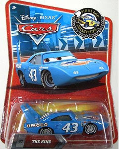 CARS FINAL LAP COLLECTION KING