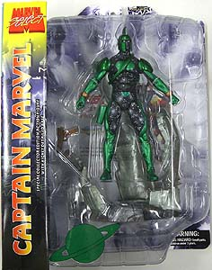 DIAMOND SELECT MARVEL SELECT KREE MAR-VELL