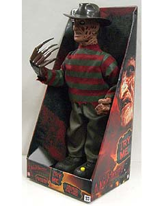 GEMMY A NIGHTMARE ON ELM STREET FREDDY 14インチフィギュア with SOUND & ACTION