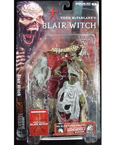 McFARLANE MOVIE MANIACS 4 BLAIR WITCH [国内版]