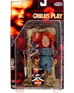 McFARLANE MOVIE MANIACS 2 CHILD'S PLAY 2 CHUCKY