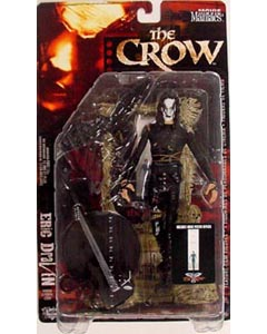 McFARLANE MOVIE MANIACS 2 CROW ブリスターヤケ特価