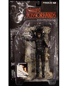 McFARLANE MOVIE MANIACS 3 EDWARD SCISSORHANDS