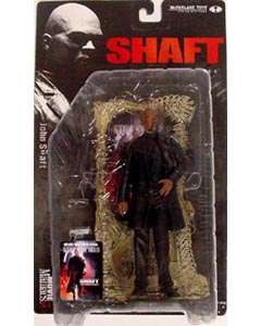 McFARLANE MOVIE MANIACS 3 SHAFT JOHN SHAFT ブリスターヤケ特価