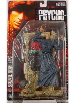 McFARLANE MOVIE MANIACS 2 PSYCHO ブリスターワレ特価