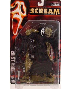 McFARLANE MOVIE MANIACS 2 GHOSTFACE [SCREAM カード]