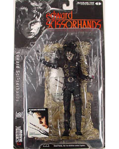 McFARLANE MOVIE MANIACS 3 EDWARD SCISSORHANDS [初回版]