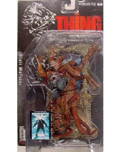 McFARLANE MOVIE MANIACS 3 THING BLAIR MONSTER ブリスターヤケ特価