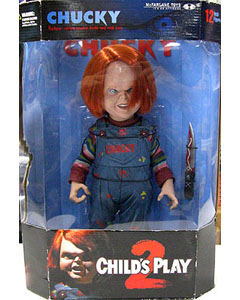 McFARLANE MOVIE MANIACS 4 12インチ CHILD'S PLAY 2 CHUCKY
