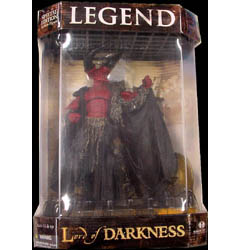 McFARLANE MOVIE MANIACS 5 LEGEND LORD OF DARKNESS フィッシュタンク