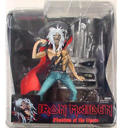 NECA IRON MAIDEN PHANTOM OF THE OPERA