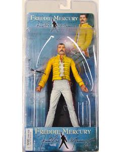 NECA FREDDIE MERCURY 7インチアクションフィギュア 1986'S バージョン