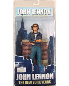 NECA JOHN LENNON 7インチアクションフィギュア カラーバージョン
