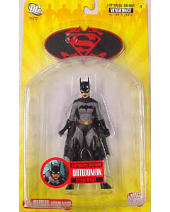 DC DIRECT SUPERMAN / BATMAN SERIES 4 WITH A VENGEANCE BATWOMAN