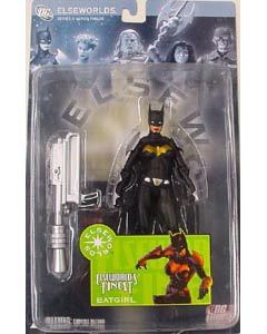 DC DIRECT ELSEWORLDS SERIES 3 ELSEWORLD'S FINEST BATGIRL