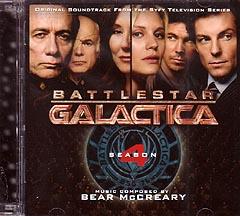 BATTLESTAR GALACTICA TV SERIES SEASON 4 宇宙空母ギャラクティカ TVシリーズ シーズン4