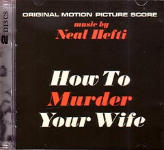 HOW TO MURDER YOUR WIFE 女房の殺し方教えます / LORD LOVE A DUCK スター誕生の夢 2作収録