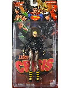 DC DIRECT IDENTITY CRISIS SERIES 2 BLACK CANARY