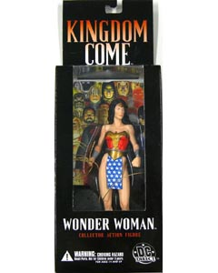 DC DIRECT KINGDOM COME WAVE 1 WONDER WOMAN