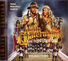 ALLAN QUATERMAIN AND THE LOST CITY OF GOLD キングソロモンの秘宝2 幻の黄金都市を求めて