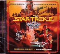 STAR TREK II THE WRATH OF KHAN スタートレック2 カーンの逆襲