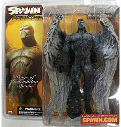 McFARLANE SPAWN 21 WINGS OF REDEMPTION SPAWN