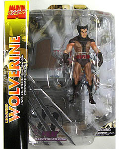 DIAMOND SELECT MARVEL SELECT PHAT COLLECTIBLES限定 UNMASKED WOLVERINE