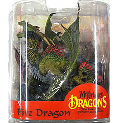 McFARLANE McFARLANE'S DRAGONS SERIES 7 FIRE DRAGON