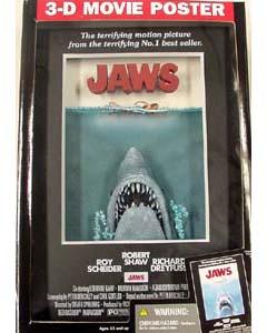 McFARLANE 3D-MOVIE POSTER JAWS